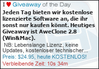 Giveaway of the day